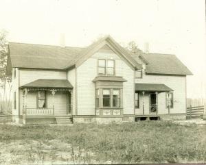 house restored